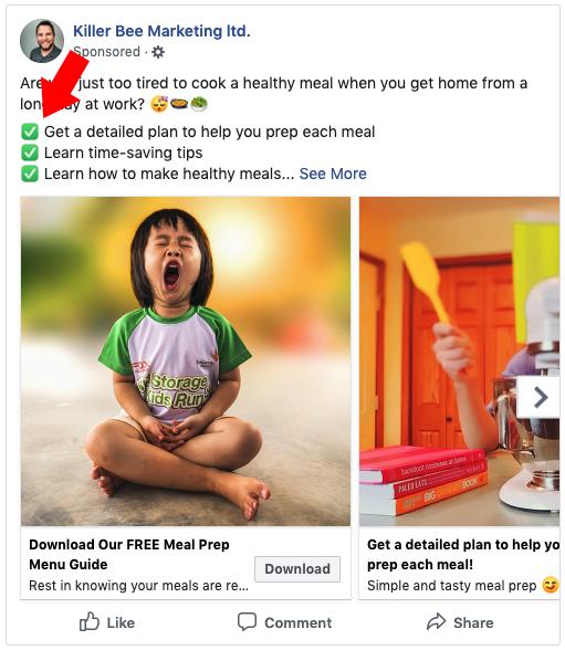 facebook-list-idea