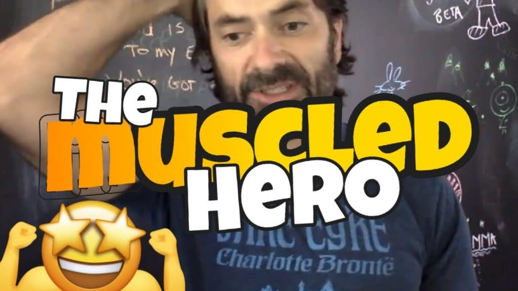 Brant Hansen - Muscle Hero