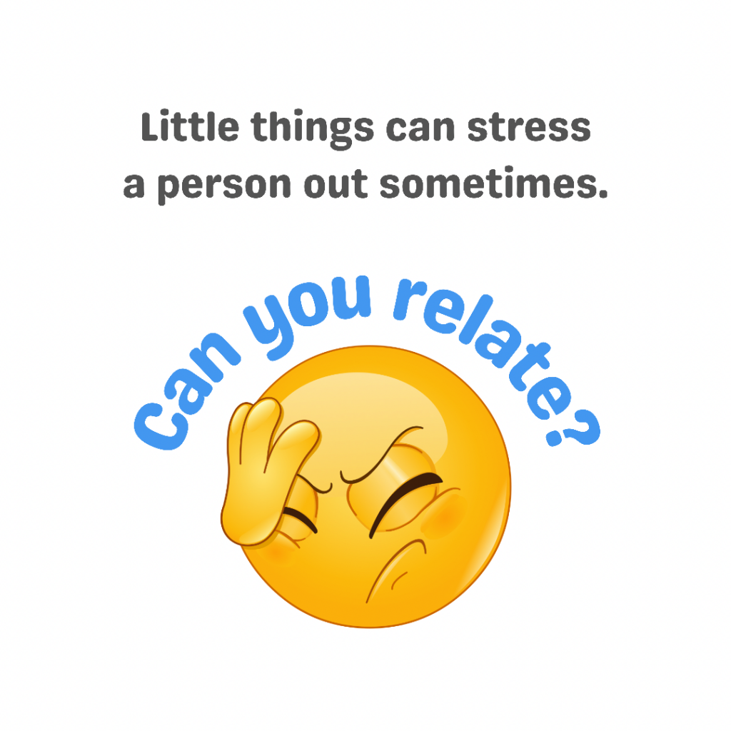 Stressed - Can You Relate Creative